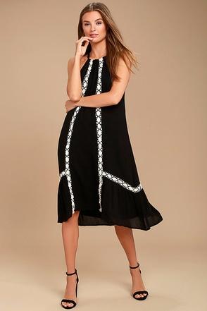 LBDs! Little Black Dresses – Black Cocktail & Black Casual Dresses