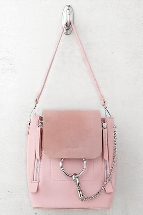 Sidewalk Stunner Pink Backpack 1
