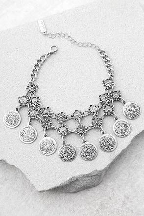 Charmed Life Silver Bracelet 1