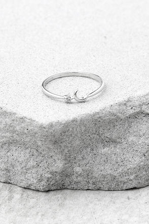 Venus Silver Ring 1