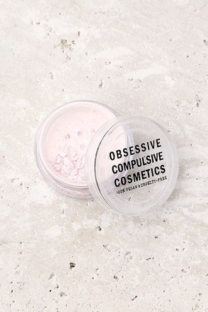 Obsessive Compulsive Cosmetics Oberon White Loose Colour 1