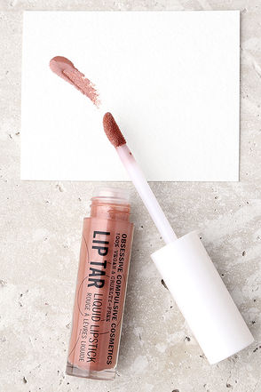 Obsessive Compulsive Cosmetics Synth Rose Gold Lip Tar 1