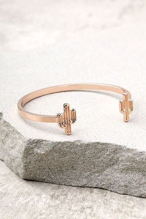 Darling Desert Rose Gold Bracelet 1