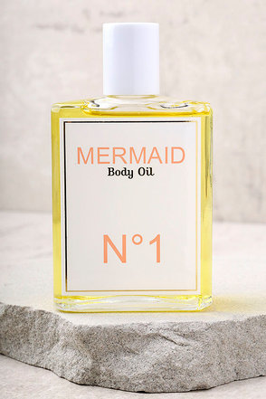 Mermaid No. 1 Body Oil 1