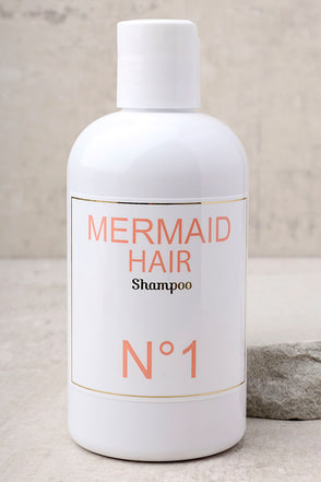 Mermaid Hair No. 1 Shampoo 1