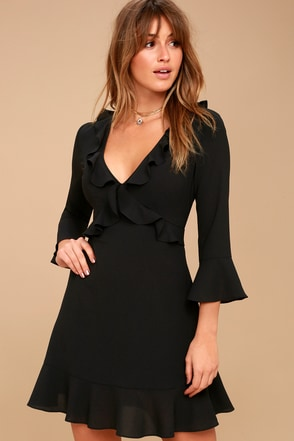 Lite black dress