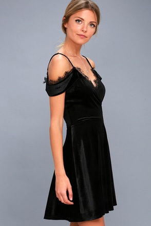 Black long gowns dresses