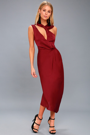 Short red cocktail dress by xoxo boots