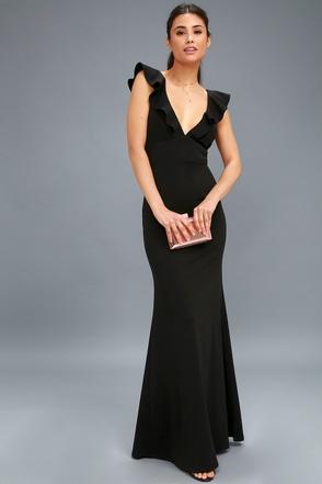 Black Prom Dresses Cheap
