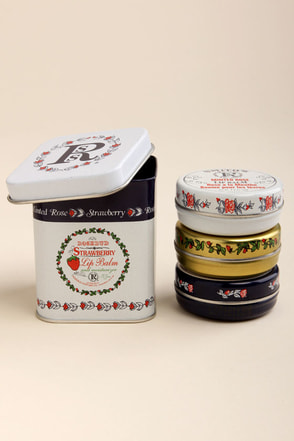 Smith's Three Lavish Layers of Lip Balm