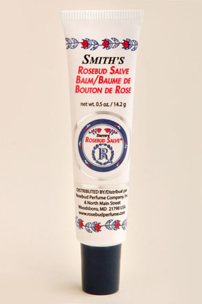 Smith's Rosebud Salve Tube at Lulus.com!