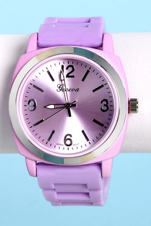 Jelly Bean Soft Watch