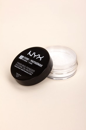 NYX Studio Finishing Powder at Lulus.com!