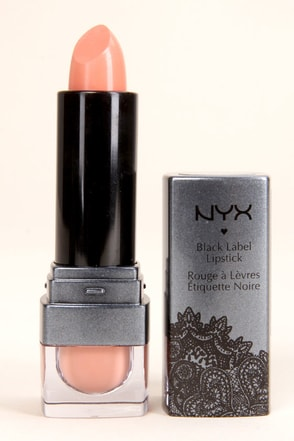 NYX Black Label Citrine Red-Orange Lipstick