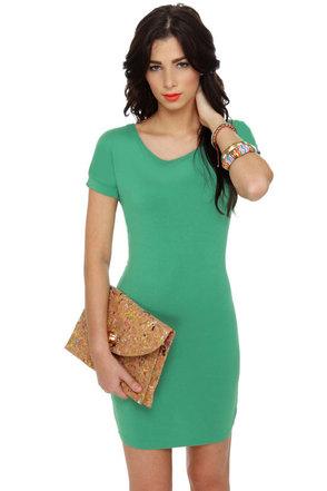 Sun Tee Mint Green Dress
