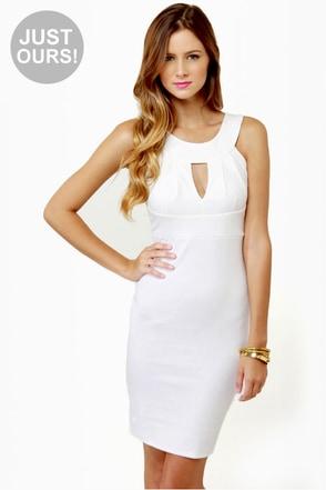 True Calling Ivory Dress