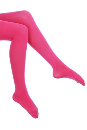 Tabbisocks Walk It Out Hot Pink Tights