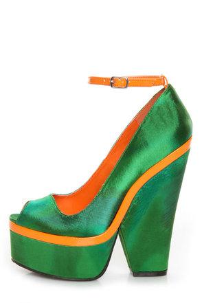 Suede Platform Pumps Lace Ups Block High Heels Ankle Boots Shoes Image