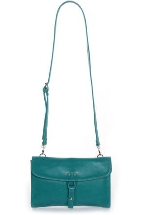 Blue Blazes Blue Handbag