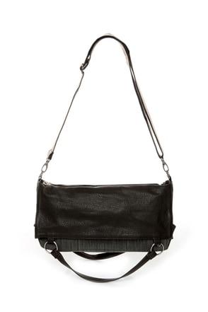 Volcom Dream Tunnel Black Handbag