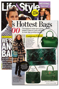 Roomy Mate Oversized Green Handbag at Lulus.com!