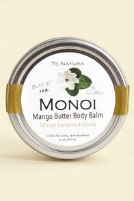 Te Natura Monoi Body Balm at Lulus.com!