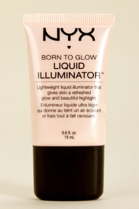 NYX Born To Glow Sunbeam Liquid Illuminator at Lulus.com!