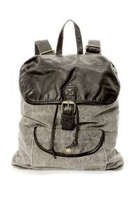 O'Neill Coco Washed Black Backpack at Lulus.com!