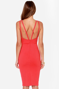 LULUS Exclusive Gracefully Yours Red Dress at Lulus.com!
