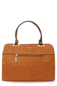 A Lot to Handle Tan Handbag at Lulus.com!
