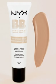 NYX BB Cream Golden Beauty Balm at Lulus.com!