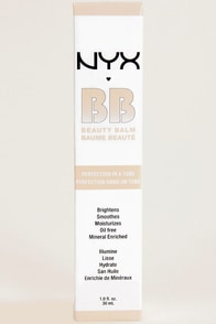 NYX BB Cream Golden Beauty Balm at Lulus.com!