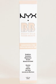 NYX BB Cream Natural Beauty Balm at Lulus.com!