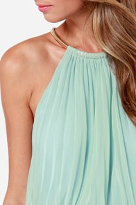 Bariano Melissa Sage Green Maxi Dress at Lulus.com!