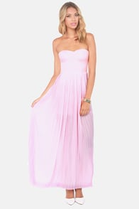 Blaque Label Aurora Pink Maxi Dress at Lulus.com!