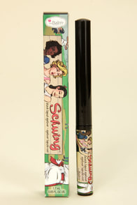 The Balm Schwing! Black Liquid Eyeliner at Lulus.com!
