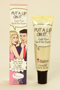 The Balm Put A Lid On It Eyelid Primer at Lulus.com!