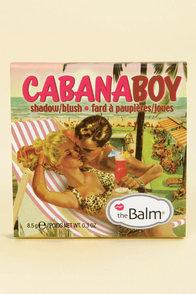 The Balm Cabana Boy Dusty Rose Shadow Blush at Lulus.com!