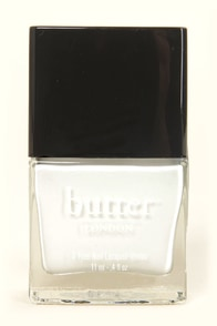 Butter London Cotton Buds White Nail Lacquer at Lulus.com!