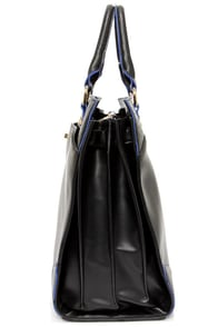 Hit the Big Time Black Handbag at Lulus.com!