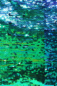 Camera Ready Blue and Green Sequin Clutch at Lulus.com!