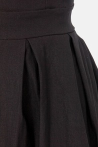LULUS Exclusive Backyard Banquet Backless Black Dress at Lulus.com!