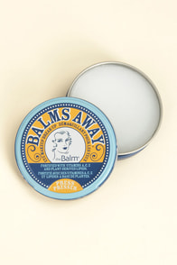 The Balm Balms Away Eye Makeup Remover at Lulus.com!