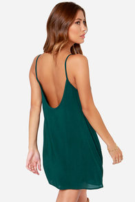 LULUS Exclusive Beautiful Life Dark Teal Dress at Lulus.com!