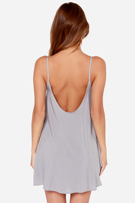 LULUS Exclusive Beautiful Life Grey Dress at Lulus.com!