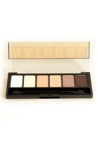 NYX Natural Eye Shadow Kit