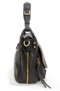 Home Stretch Black Handbag at Lulus.com!