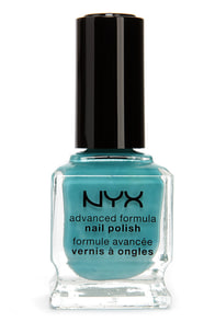 NYX Advanced Salon Formula Aqua Nail Polish at Lulus.com!