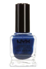 NYX Advanced Salon Formula Navy Blue Nail Polish at Lulus.com!