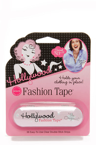 Hollywood Fashion Tape at Lulus.com!